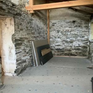 Charmante Maison de pierre avec ces éléments ancien préservé
