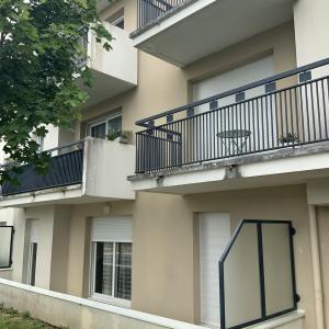 Appartement type 2 vendu loué avec ascenceur