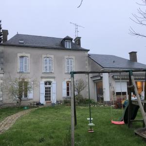 Belle maison Bourgeoise